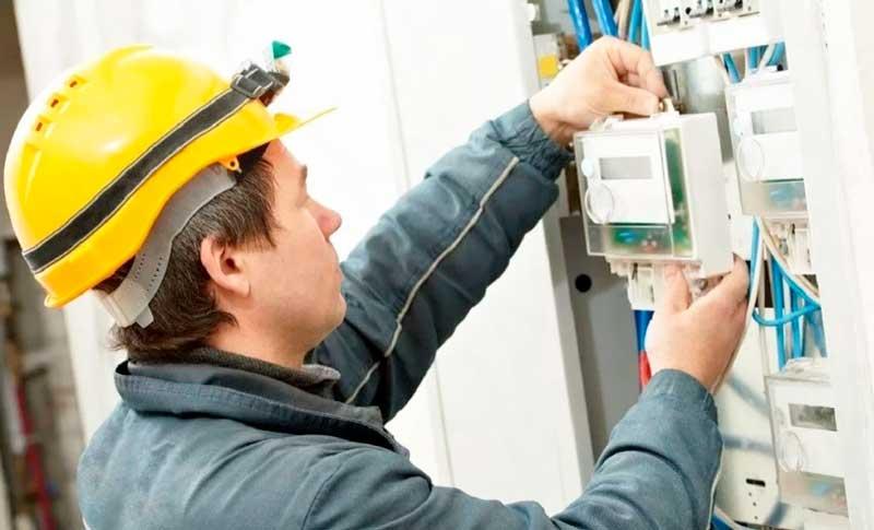 Установка и замена электросчетчика
